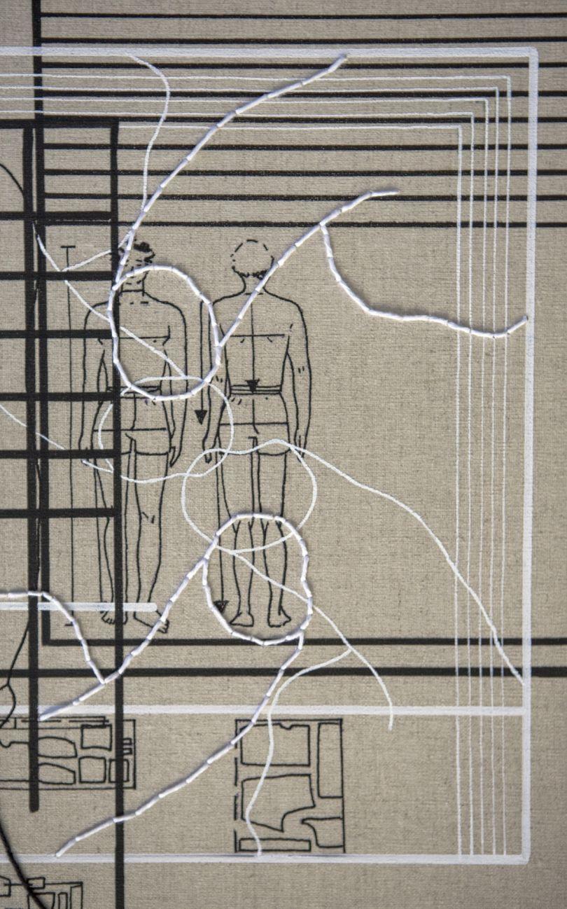 James Robert Morrison, Detail - Pattern # 7381