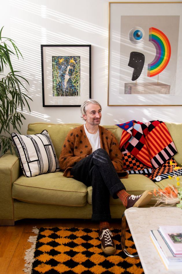 Karl Maier of Craig & Karl