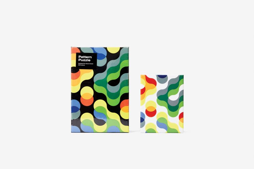Pattern play, via Design Museum