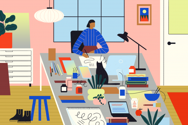 Illustration by [Abbey Lossing](https://www.abbeylossing.com) for Creative Boom. © Creative Boom
