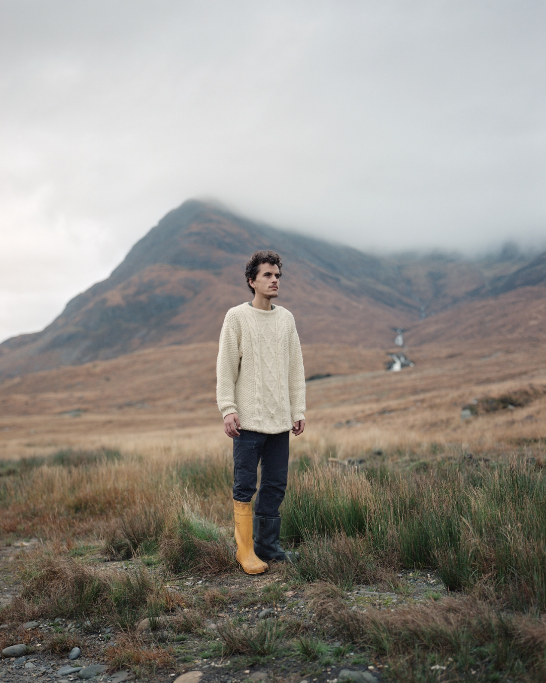 Black Dots: Breathtaking photography series offers pictorial account of the British Isles