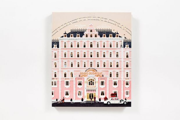 Via Creative Boom submission. All images courtesy of The Wes Anderson Collection