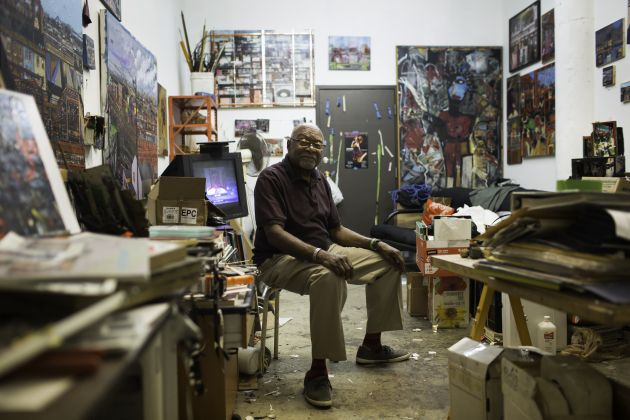 Leroy Johnson. All images courtesy of Philadelphia Contemporary and the artist