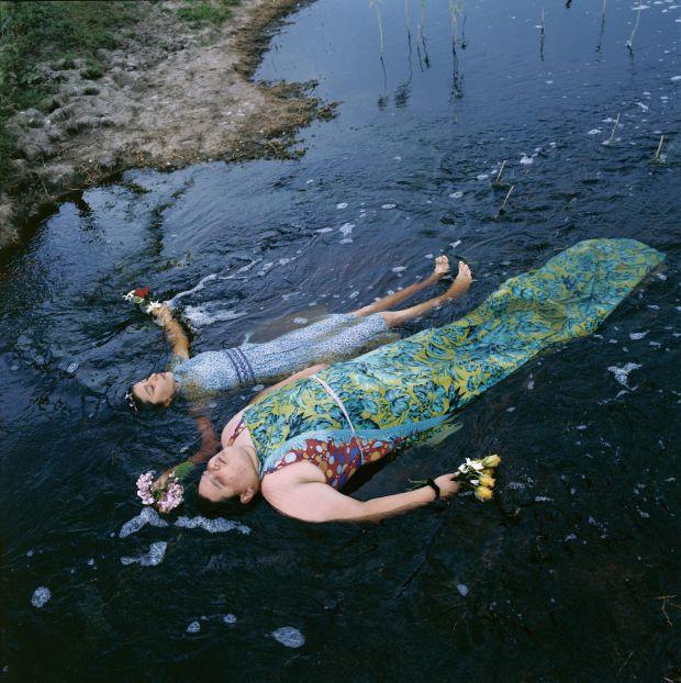 Argentina. Buenos Aires. 2001. Ophelias.© Alessandra Sanguinetti/Magnum Photos