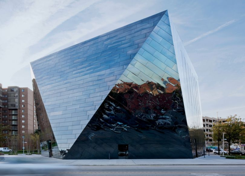 Museum of Contemporary Art Cleveland, Cleveland, Ohio, USA, 2012, Farshid Moussavi. Picture credit: Dean Kaufman (page 41)