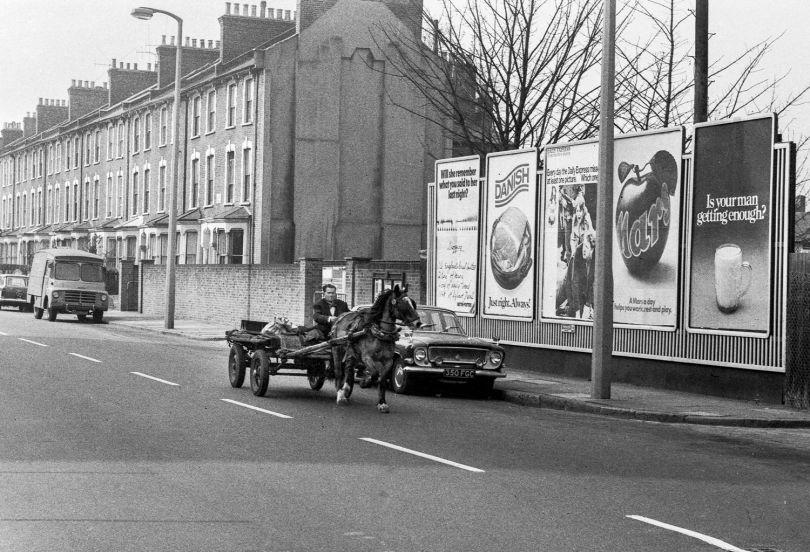 Graham Road, 1971 © Neil Martinson