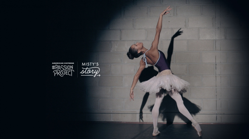 American Express #PassionProject campaign