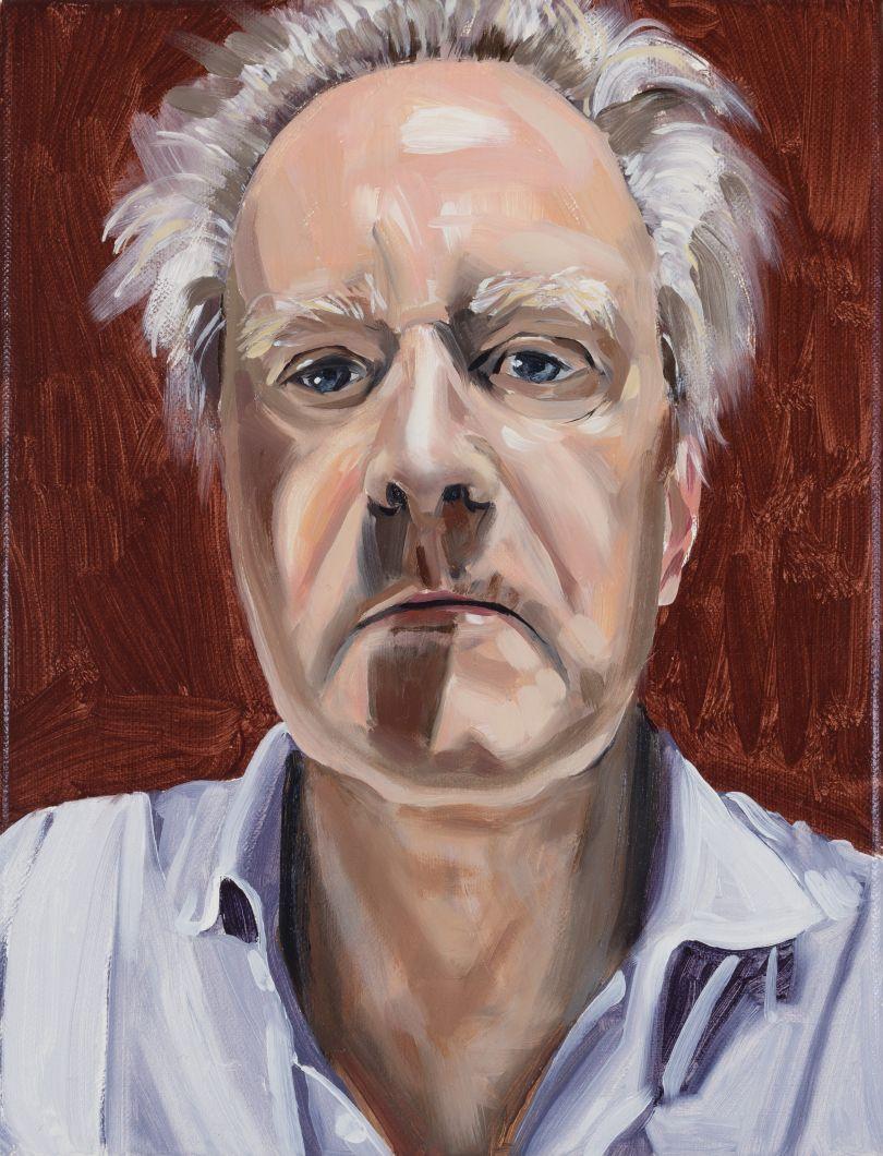 Self-Portrait © Paul Gervais