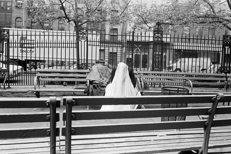 Chrystie Street 1975   © Edward Grazda