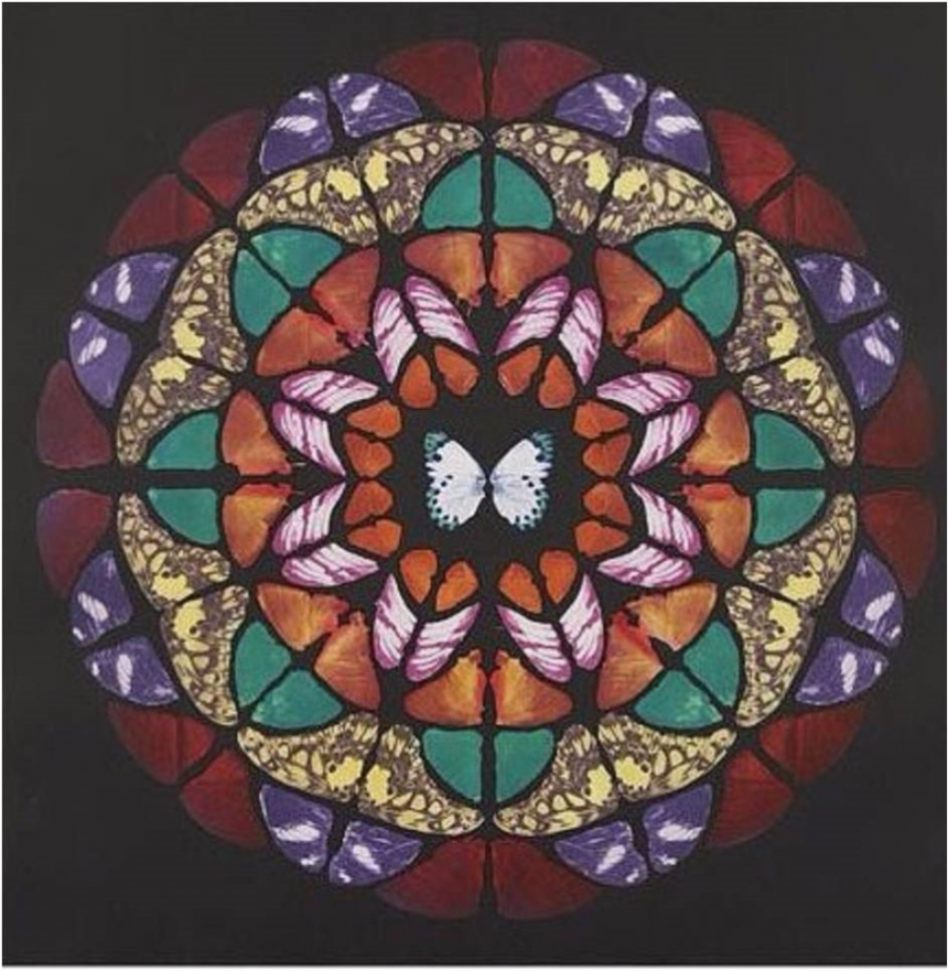 Sanctum Series by Damien Hirst
