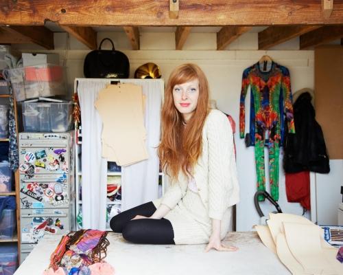 Isobel Webster - fashion designer