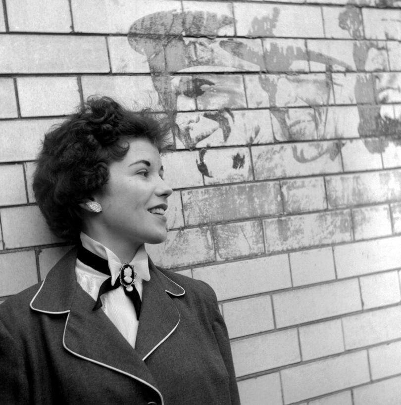 Vera Harrison, aged 19 January 1955 © Ken Russell / Topfoto.co.uk