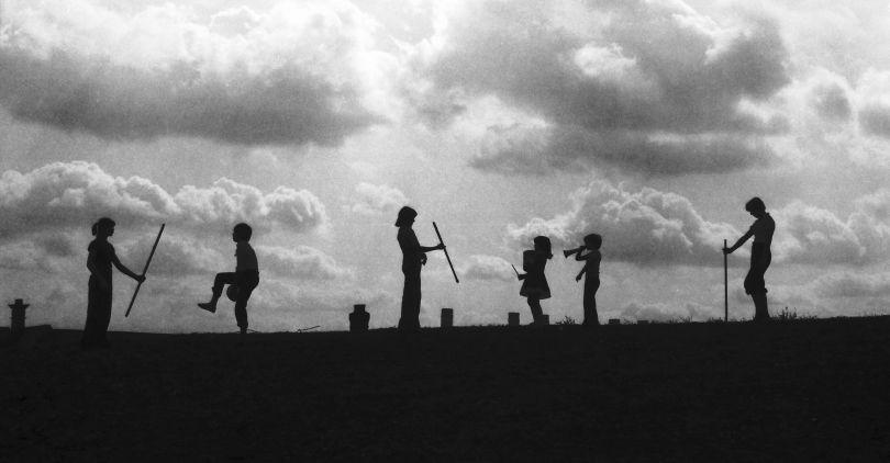 Tish Murtha Juvenile Jazz Bands, 1979 © Ella Murtha, All rights reserved. Courtesy of Ella Murtha & The Photographers' Gallery