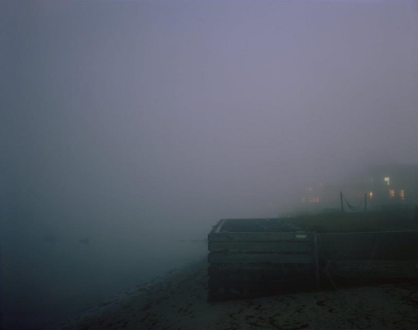 Cape Cod, Massachusetts, 1984 | Copyright Joel Meyerowitz, courtesy Howard Greenberg Gallery