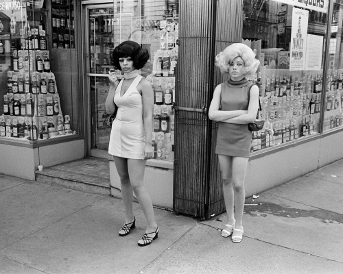 Broadway & 55th Street 1970 | © Edward Grazda