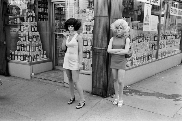 Broadway & 55th Street 1970 | © Edward Grazda