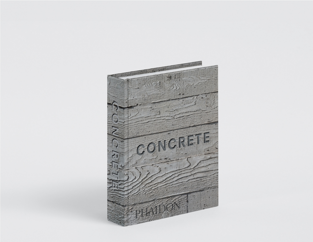 Concrete, published by Phaidon
