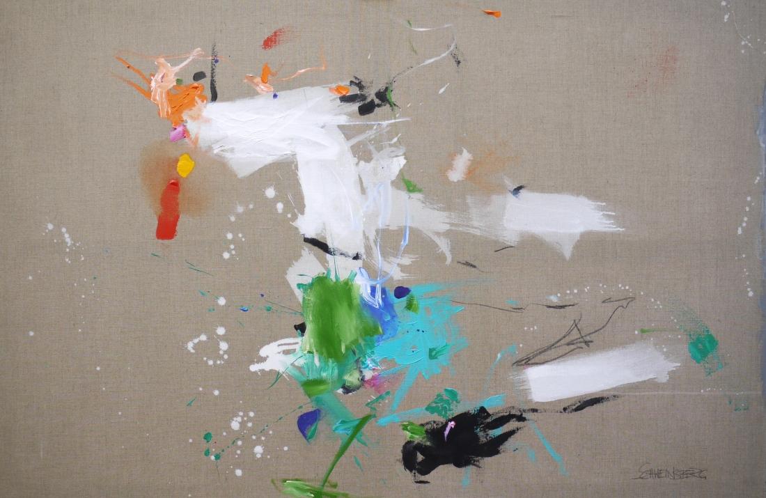 Listen to the Colour 1 © Daniela Schweinsberg
