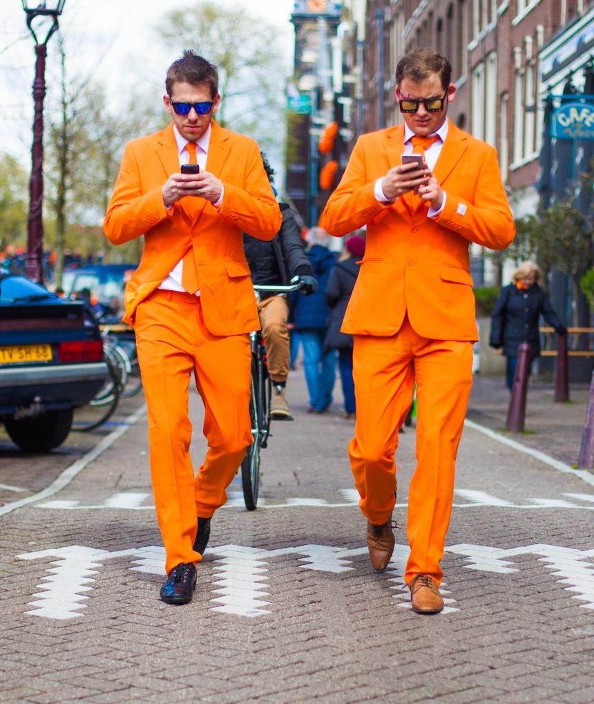 Nick Owen, London, United Kingdom, Orange Mobile © Nick Owen, 2017