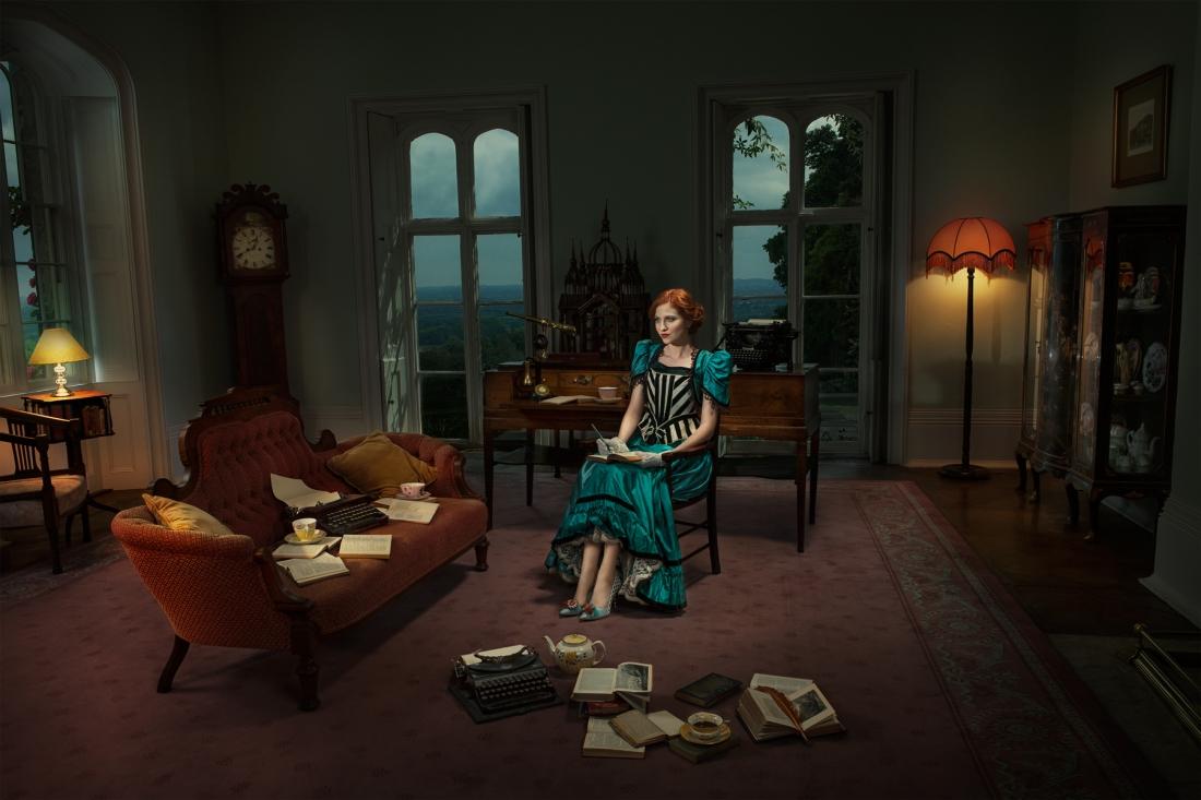 The Author. © Gillian Hyland