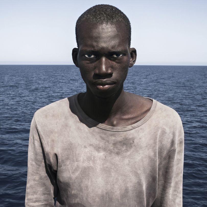 Amadou Sumaila by César Dezfuli © César Dezfuli