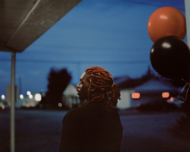 © Vincent Desailly. All images courtesy of Hatje Cantz and the photographer. Via Creative Boom submission