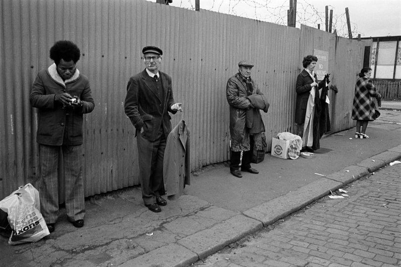 Chilton Street, London E2, 1977 © Paul Trevor