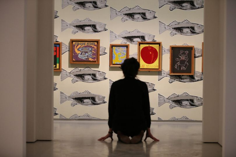 Magnificent Obsessions: The Artist as Collector. Photograph by Peter McDiarmid