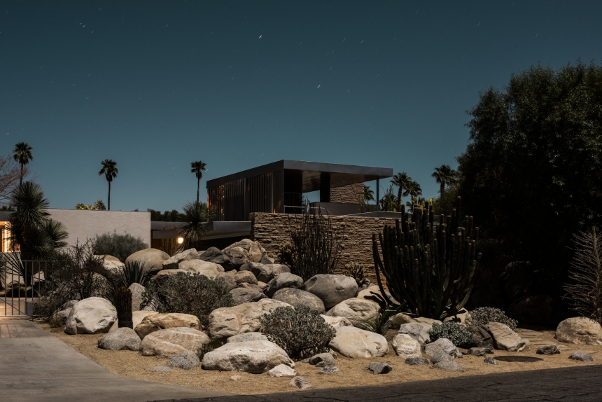 Kaufmann Desert House Richard Neutra, 1946