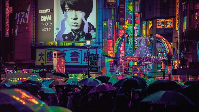 'Neon Noir' 23:50:20 © Liam Wong