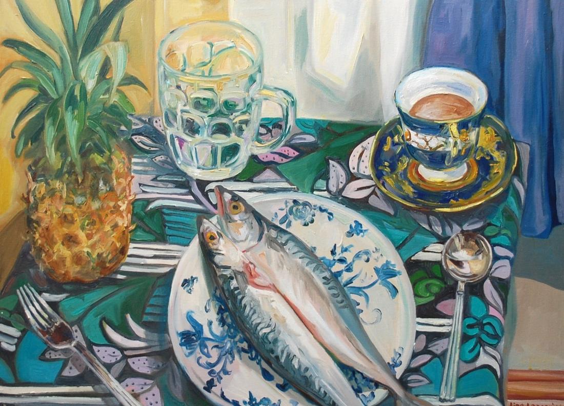 Last Supper. © Lisa Langan