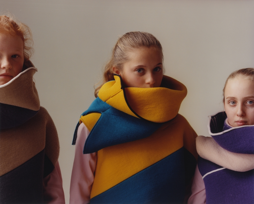 Wakefield Kids. Photography Jamie Hawkesworth, courtesy of JW Anderson.