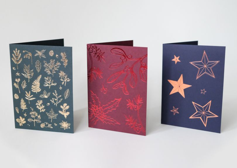 Claire Hartley's Christmas cards