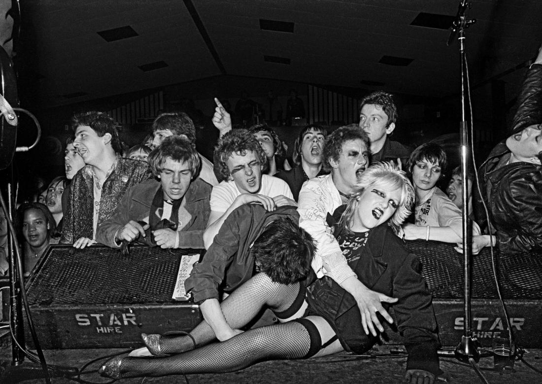 Militant Entertainment Tour, West Runton Pavilion, Cromer, Norfolk 1979