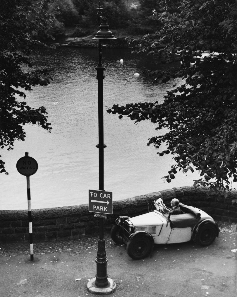 Shirley Baker, Chester, 1960