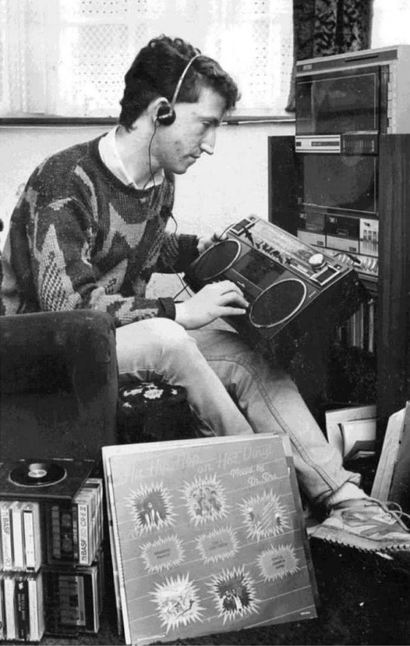 DJ Paul Mulhearn - Pause Button Mix Master 1987