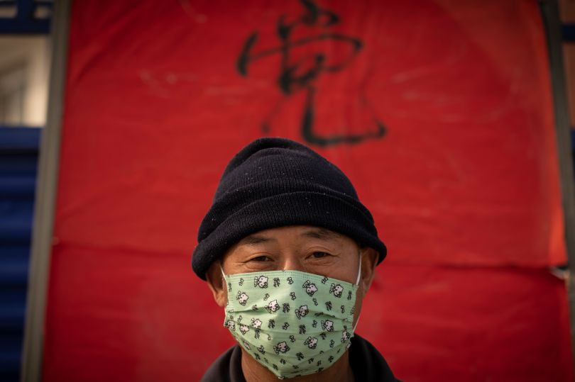 Copyright: © Fangbin Chen, China, Student Shortlist, 2020 Sony World Photography Awards