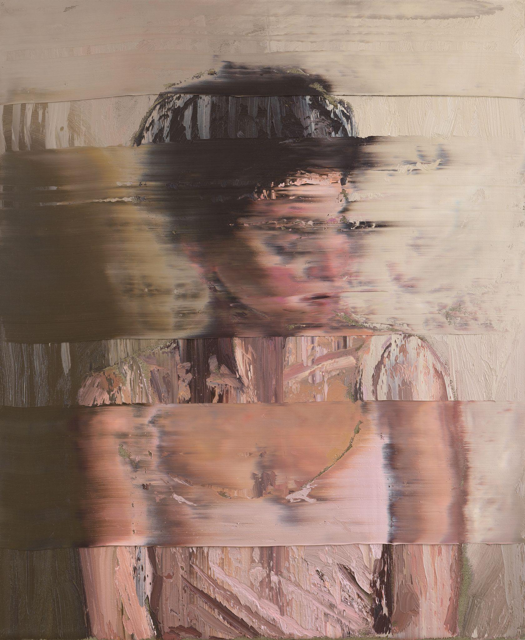 Anatomy of the Mind: legendary artist Andy Denzler's dramatic take on lockdown