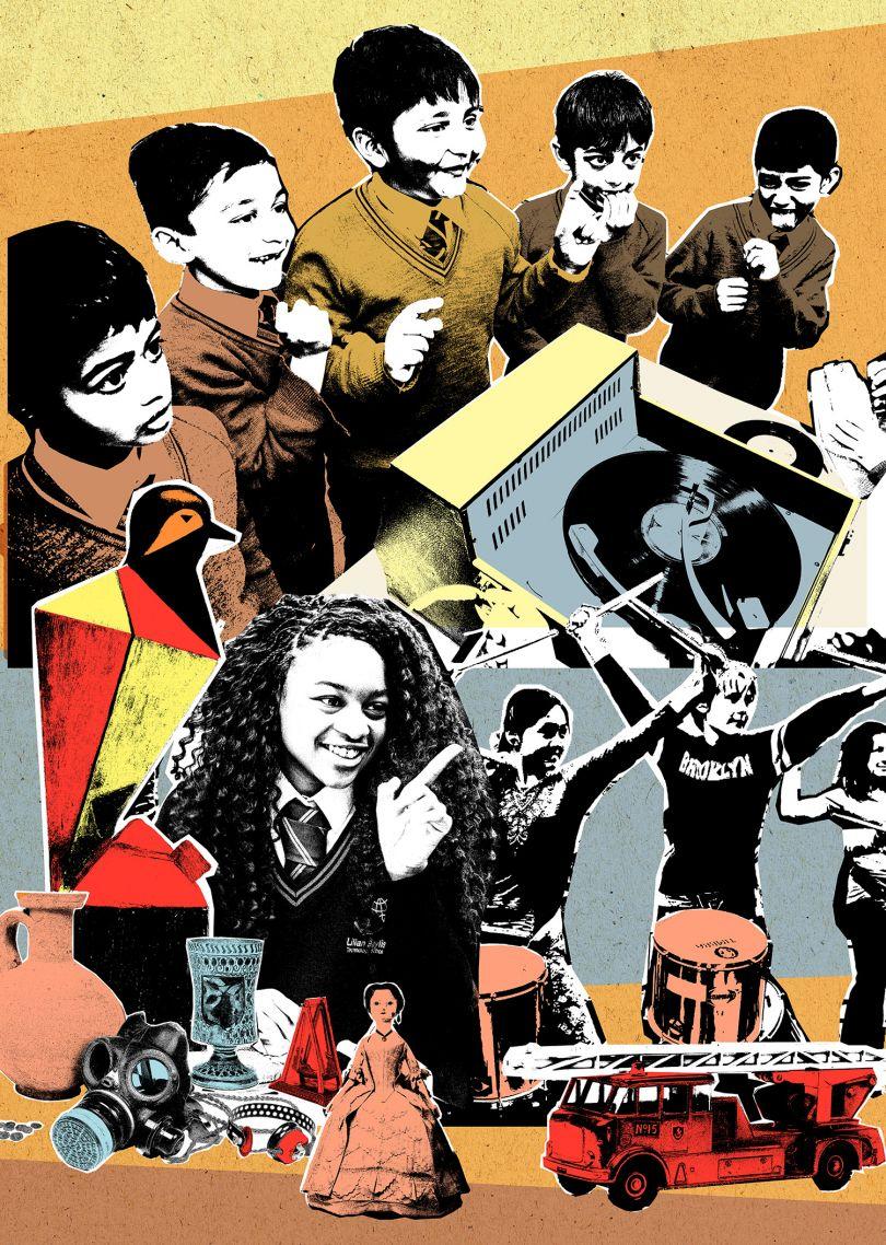 Engage Every Schoolchild © Museum of London