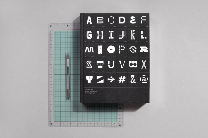 Type for Type: Custom type solutions for identity design by Victionary