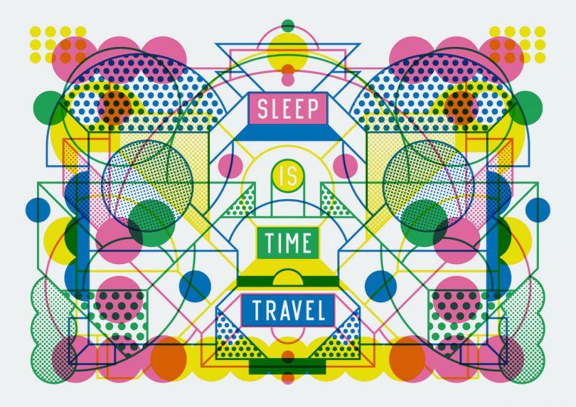 Supermundane, Sleep Is Time Travel
