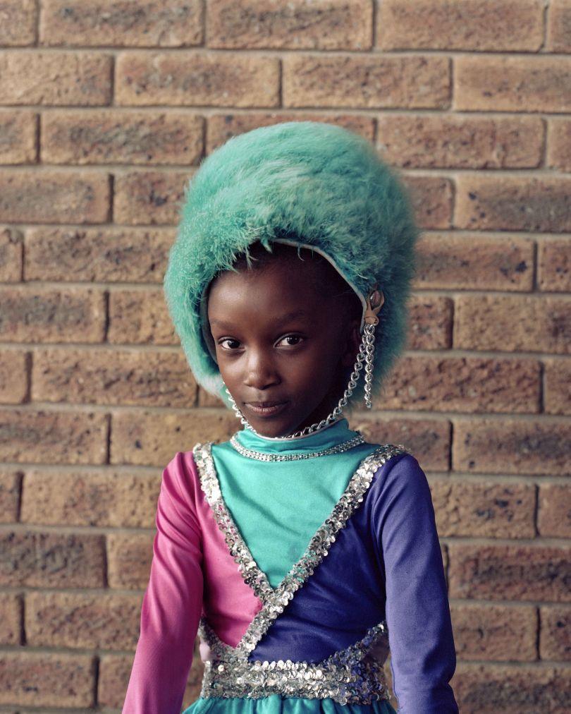 Alice Mann, Keisha Ncube (2017), inkjet print on archival Hanemuhle photograph. Courtesy of the artist and AFRONOVA Gallery