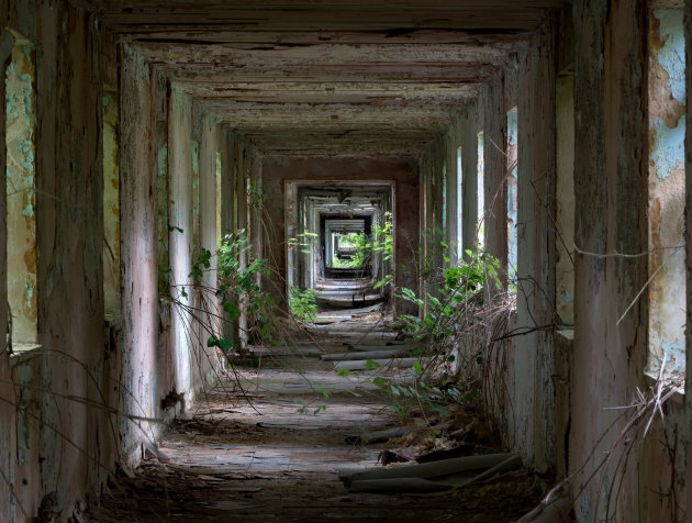 2017 Overall Winner - Matt Emmett - Nocton Hall Military Hospital