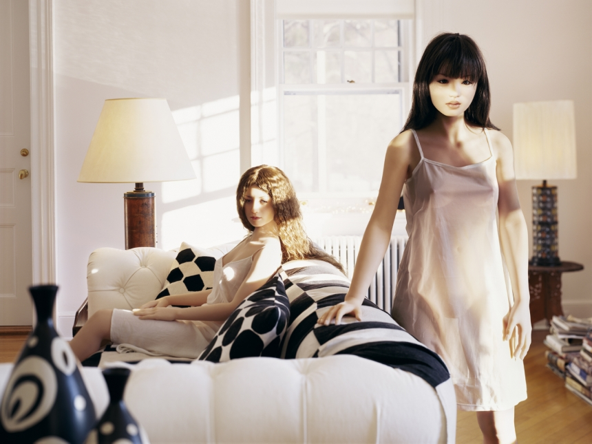 Laurie Simmons – Meeting from Love Doll series 2011 | Courtesy of the artist and Salon 94, New York © Laurie Simmons
