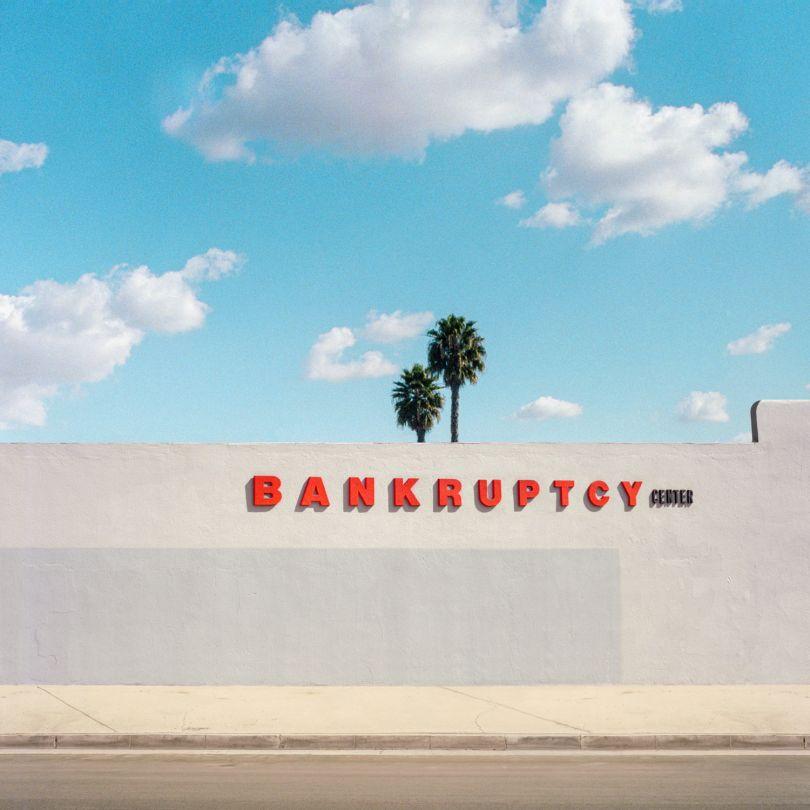 Bankruptcy, 2014 © George Byrne
