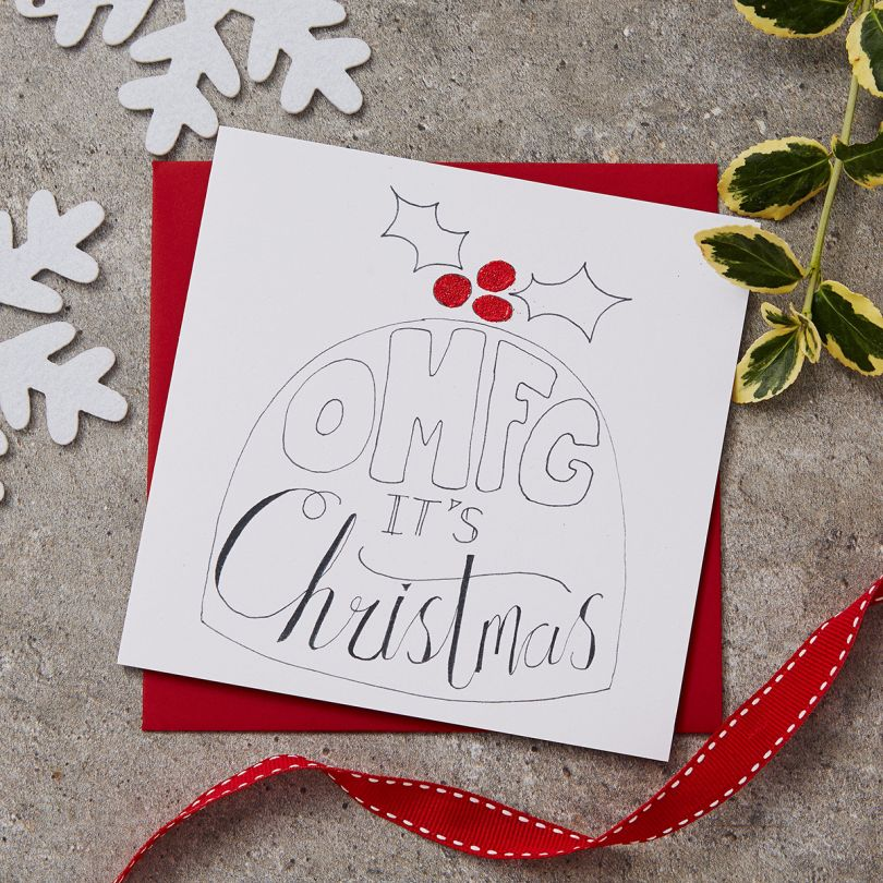 Priced at £3.50   Buy the card