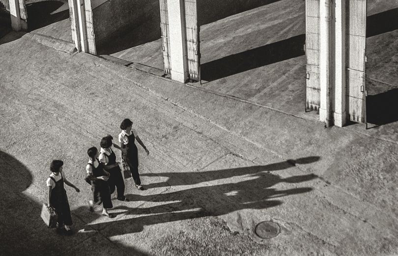 Fan Ho 'Four(肆)' Hong Kong 1950s and 60s, courtesy of Blue Lotus Gallery
