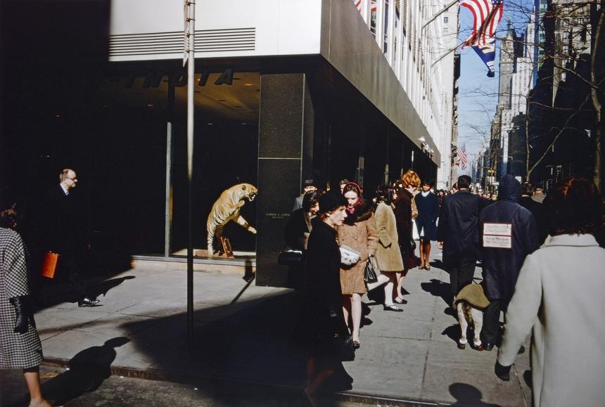 New York City, 1975 | © Joel Meyerowitz