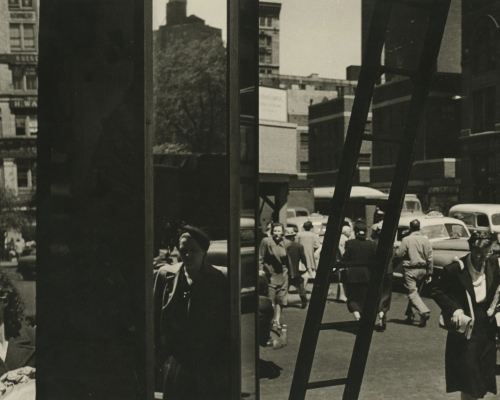 Sy Kattelson, 14th Street, 1953
