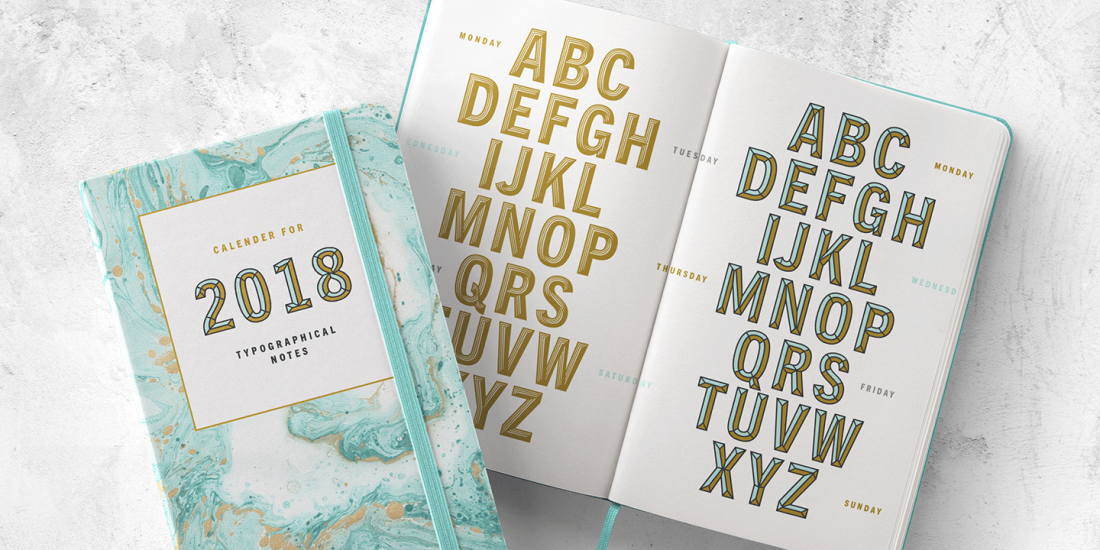 Top 10 fonts that will be popular with designers in 2018 | Creative Boom